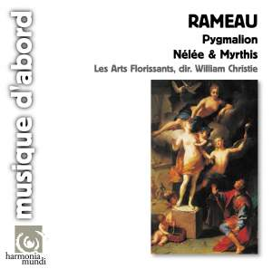 Rameau - Pygmalion & Nelée et Myrthis Product Image