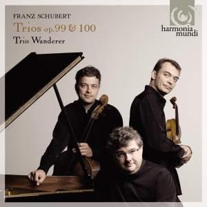 Schubert - Piano Trios Nos. 1 & 2