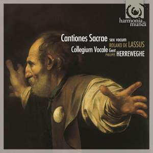 Lasso - Canciones Sacrae sex vocum (Graz 1594)