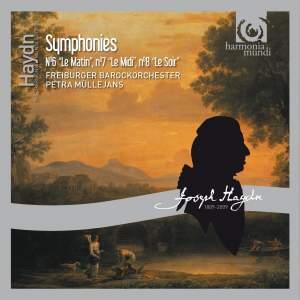 Haydn - Symphonies Nos. 6-8