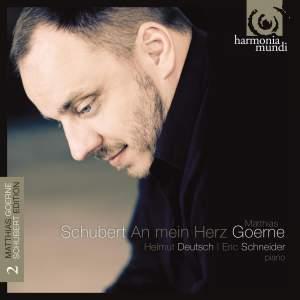 Schubert Lieder Volume 2: An Mein Herz