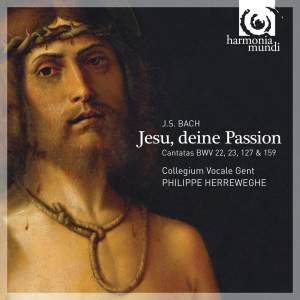 Bach - Jesu, deine Passion Product Image