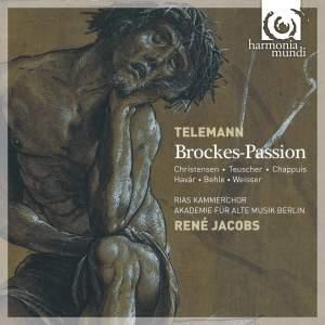 Telemann: Passion Oratorio 'Mich vom Stricke meiner Sünden' ('Brockes Passion'), TWV 5:1