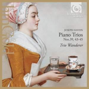 Haydn - Piano Trios Nos. 39, 43, 44 & 45