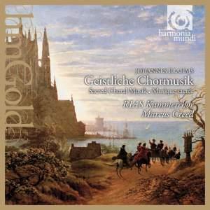 Brahms - Geistliche Chormusik Product Image