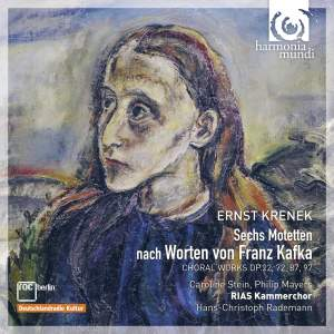 Krenek - 7 Motets after texts by Franz Kafka
