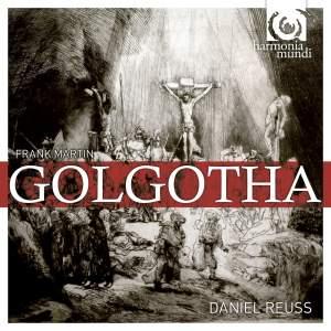 Martin, F: Golgotha