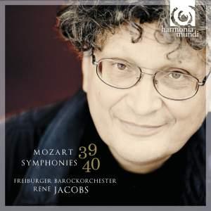Mozart: Symphonies Nos.39 & 40