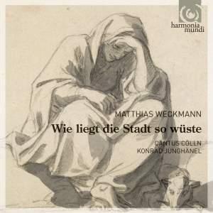 Weckmann - Wie liegt die Stadt so wüste Product Image