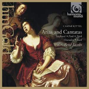 Kittel, C: Arias and Cantatas Op. 1