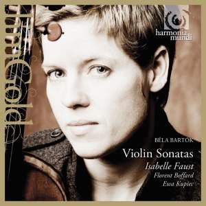 Bartok - Violin Sonatas