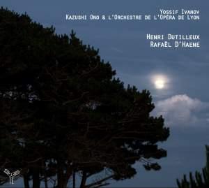 Dutilleux & D'Haene: Violin Concertos