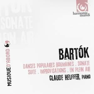 Claude Helffer plays Bartók