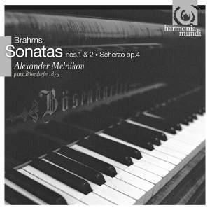 Brahms: Piano Sonatas Nos.1 & 2