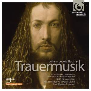 Bach, J Ludwig: Trauermusik
