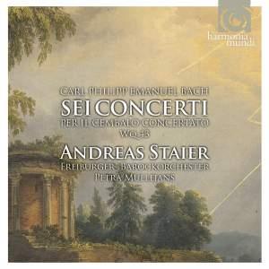 Carl Philipp Emanuel Bach : Concertos pour clavier