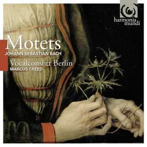 Bach, J S: Motets, BWV225-230 Product Image