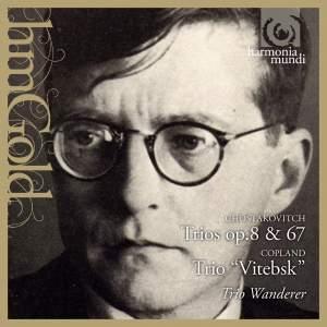 Shostakovich & Copland: Piano Trios