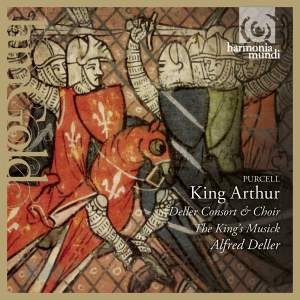 Purcell: King Arthur Product Image