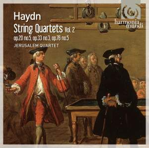 Haydn: String Quartets Volume 2