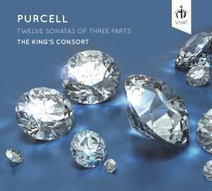 Purcell: Twelve Sonatas of three parts (1683) Product Image