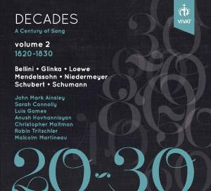 Decades: A Century of Song Vol. 2 1820 - 1830