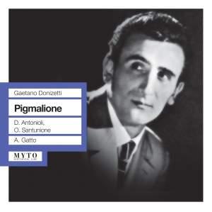 Donizetti: Pigmalione