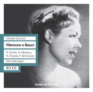 Gounod: Filemone e Bauci