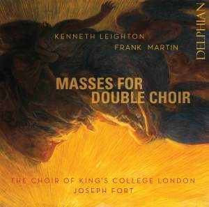 Leighton & Martin: Masses for Double Choir Product Image