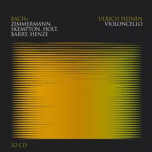 Heinen, Ulrich: Baroque and Contemporary Music for Solo Cello