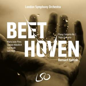 Beethoven: Piano Concerto No. 2 & Triple Concerto Product Image