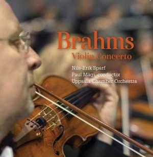 Brahms: Violin Concerto in D Major, Op. 77 (Live)