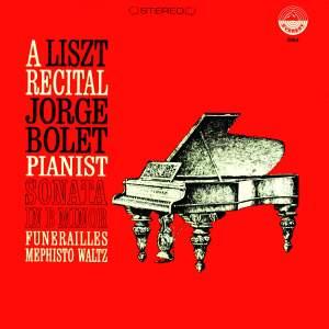 Liszt: Sonata in B Minor - Funerailles - Mephisto Waltz