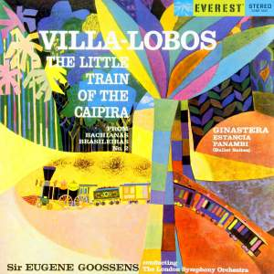 Villa-Lobos - Little Train of The Caipira