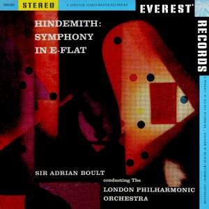 Hindemith: Symphony in E flat
