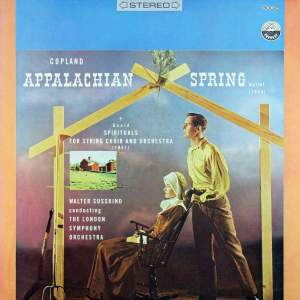 Copland: Appalachian Spring & Gould: Spirituals for String Choir and Orchestra