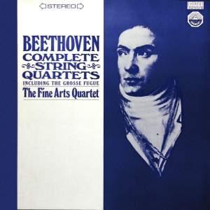 Beethoven: Complete String Quartets including the Grosse Fugue