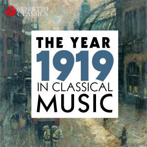 The Year 1919 in Classical Music