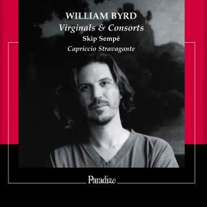 William Byrd: Virginal & Consorts Product Image