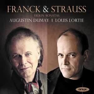 Franck & Strauss: Violin Sonatas Product Image