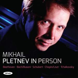 Mikhael Pletnev in Person