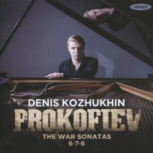 Prokofiev: Piano Sonatas Nos. 6-8 'The War Sonatas' Product Image