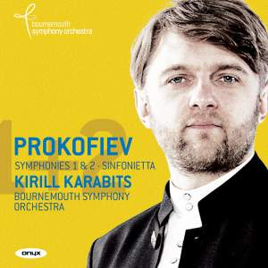 Prokofiev: Symphonies Nos. 1 & 2 Product Image