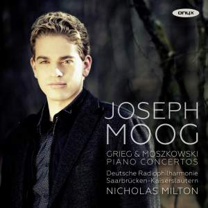 Grieg & Moszkowski: Piano Concertos