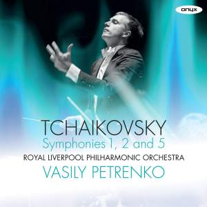 Tchaikovsky: Symphonies Nos. 1, 2 & 5 Product Image