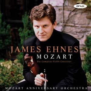 Mozart: Complete Violin Concertos Nos. 1-5 Product Image