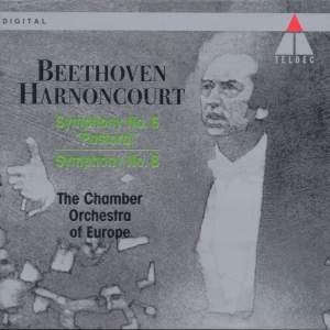 Beethoven : Symphonies Nos 6, 'Pastoral' & 8