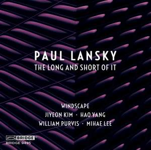 Paul Lansky: The Long and Short of It