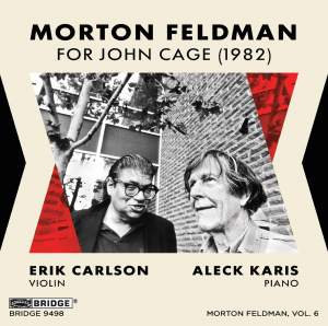 Feldman, M: For John Cage (complete)