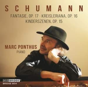 Marc Ponthus plays Schumann